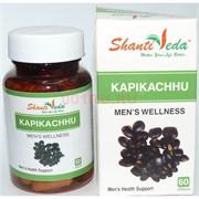 Капикачху в капсулах по 60 шт «Shanti Veda» 250 мг