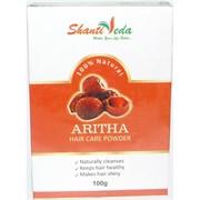 Порошок ариты для ухода за волосами «Shanti Veda» 100 г