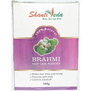 Порошок Брами для ухода за волосами «Shanti Veda» 100 г