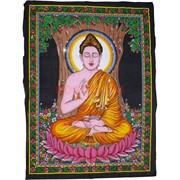 Панно индийское настенное 110х75 см Будда