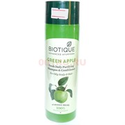 Шампунь и кондиционер «Biotique» Green Apple 190 мл