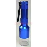 Гриндер «фонарик» на батарейках 17 см