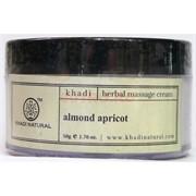 Крем для лица «Khadi» миндаль и абрикос 50 г