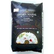 Индийский рис басмати «Swarn Mahal» Classic 1 кг