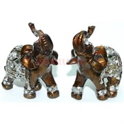 Фигурка из полистоуна «Слон» 8 см