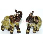 Фигурка из полистоуна «Слон» 8,5 см