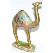 Фигурка из полистоуна «Верблюд» на подставке 20 см