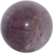 Шар из аметиста 5,5 см (5 размер)