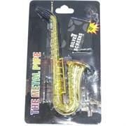 Трубка курительная «саксофон большой»