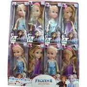 Кукла Frozen II 16 шт/уп