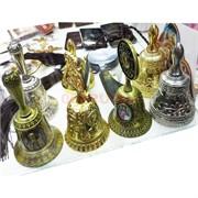 Колокольчики православные металлические в ассортименте 10 шт/уп