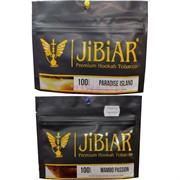 Табак для кальяна JiBiAR 100 гр в ассортименте