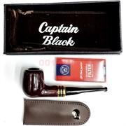 Набор Captain Black (трубка, фильтры, лопатка, чехол)