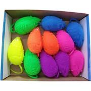 Мышка светящаяся игрушка 12 шт/уп