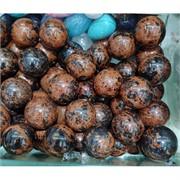 Шарик из коричневого обсидиана 30 мм
