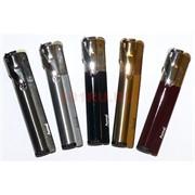 Зажигалка LOMAI газовая кремневая откидная 5 цветов