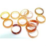Кольцо из сердолика 20 мм