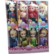 Кукла Fashion Girls 16 шт/уп