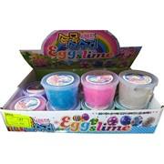 Слайм сахарный цветной 12 шт/уп