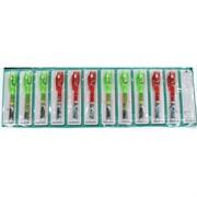 Ручки пластмассовые PUBG цветные 12 шт/уп