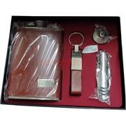 Набор подарочный «Фляга, брелок, нож» GT-1804