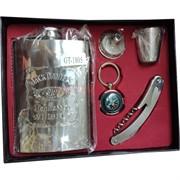 Набор подарочный «Jack Daniels с ножом и компасом» GT-1805