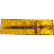 Кинжал сувенирный АК-47 длина 40 см