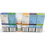 Солевая жидкость infzn 30 мл 36 мг для электронных испарителей