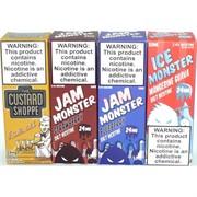 Солевая жидкость Jam Monster 30 мл 24 мг для электронных испарителей