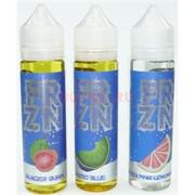 Жидкость 3 мг FRZN 60 мл вкусы в ассортименте