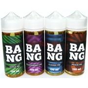 Жидкость 3 мг BANG 120 мл вкусы в ассортименте