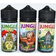 Жидкость 3 мг Jungle Rave 120 мл вкусы в ассортименте