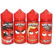 Жидкость 3 мг Vape Face 100 мл вкусы в ассортименте