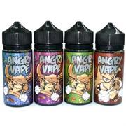 Жидкость 3 мг Angry Vape 100 мл вкусы в ассортименте
