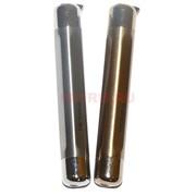 Зажигалка Nobilis круглая металлическая 3 цвета