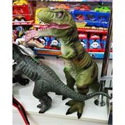 Игрушка со звуком Тираннозавр большой 12 шт/блок