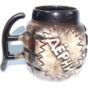 Кружка керамическая «Дёрни»