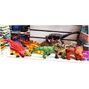 Динозавры большие 9 моделей со звуком