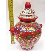 Чаша богатства 25 см (NS-802) из керамики в разных расцветках