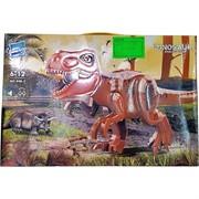 Конструктор Динозавр (402) со звуком и подсветкой