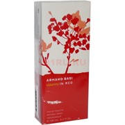 """Туалетная вода Armand Basi """"Happy In Red"""" 100 мл женская"""