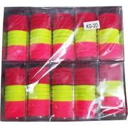 Резинки для волос цветные (KG-2D) цена за 240 шт