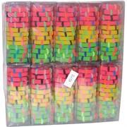 Резинки для волос 240 шт цветные с перемычками (KG-71D)