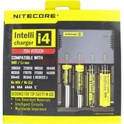 Зарядное устройство nitecore intelli charger i4