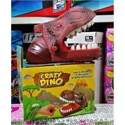 Игрушка механическая Crazy Dino (кусается)