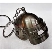 Зажигалка газовая «шлем» металлическая
