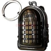 Зажигалка газовая «рюкзак» металлическая