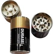Гриндер «батарейка Durasell»