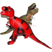 Игрушка со звуком Динозавры цветные 24 шт/блок