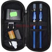 Электронная сигарета EVOD двойная 1300 mAh с жидкостью и переходником